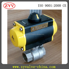 New product of pneumatic valve for water flow control