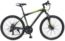 26'' 21SP Mountain Bike with Aluminum Alloy