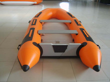 small fiberglass boat inflatable floats for boat rowing boats
