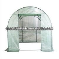 Steel Tube used greenhouse zipper door