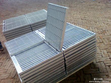 spray coating steel grating & grate & flooring drainage trench cover & manhole cover