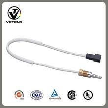 Temperature Sensor Usage NTC thermistor sensor for gas water heater