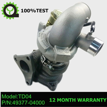 TD04 turbocharger turbo 49377-04000 14412-AA100 for Subaru Forester 2.0L