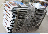 High quality pvc board printing for supermarket