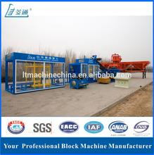 low inevestment but hight output block making machine price list using steel slag with CE certificate