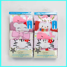 Wholesale 5 lovely pants baby gift set, baby wear set