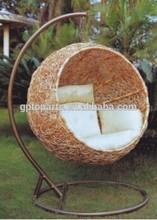 meubles pour enfants pour le cadeau de noël en rotin chaise balançoire