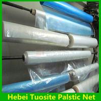 uv protection Transparent Tunnel Plastic greenhouse Film