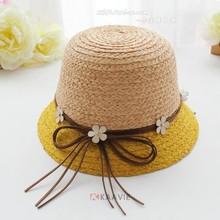 China wholesale alibaba wowen customized plain elegant Madagascar raffia straw hat