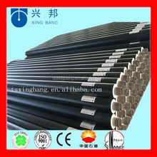 hdpe jacket underground prefabricated thermal isolated of chilled water plumbing pipes