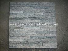 Green quartz culture stone ledge stone