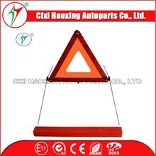 Design classical large vehicle safety warning triangle HX-D8C