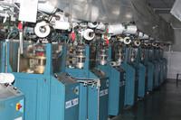 used lonati silk stocking machine