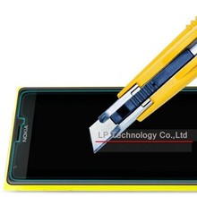 clear and anti-fingerprint screen protector high quality tempered glass Screen guard for Nokia Lumia 1020