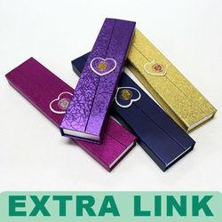 Professional Factory New Design Promotional Luxury Fashion Custom pencil box