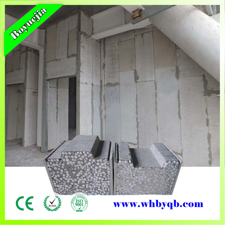Simple Construction Lightweight Expanded Polystyrene
