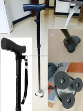 Best Selling glass walking cane, alunimnum factory wholesale canes and crutches