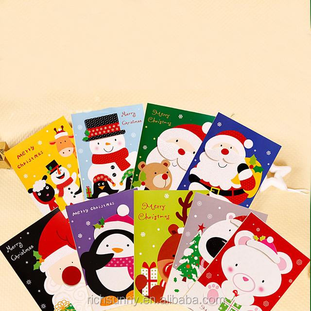 Cartão de Presente De papel Com Cores Prining E Cor Pantone Personalizado de Aniversário Cartão Com Nome