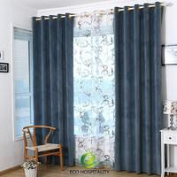 100% Blackout Drapes Curtains