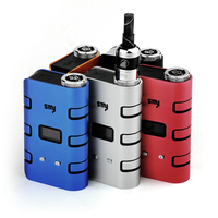 lowest prices mechanical mod god180 krastos box mod wholesale dry herb vaporizer pen