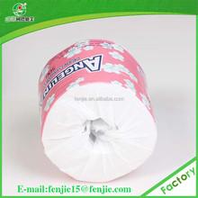 12 rolls pack recycled soft popular bathroom tissue