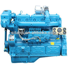 NANTONG 4/6/8 cylinder Series Marine Engine And Gearbox