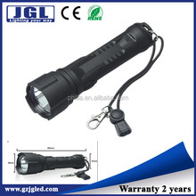 high quality nylon materials 3.5H working time torch light for searching