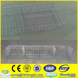 Welded wire mesh cage/pigeon breeding cage
