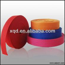 Alibaba china factory of polypropylene webbing