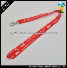 personalizado de plástico desmontable id titular de la tarjeta de cordón para los adolescentes