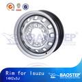 14H2x5J rueda de acero llanta de acero