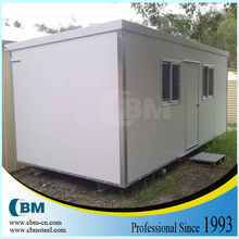 Low cost prefabricated house container