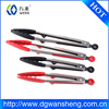 Stainless steel bbq serve food tong