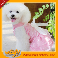 Hot selling pet dog products high quality dog sex dress