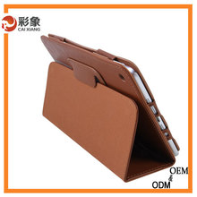 Genuine Leather Magnetic Case Smart Cover Stand For New APPLE iPad 5 Air Case Tablet C
