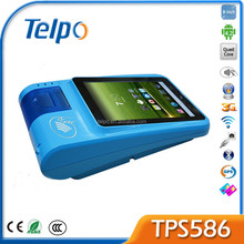 Telpo New Product A9, Quad-Core Android 4.2 Pos Terminal with NFC Reader TPS586
