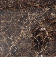 marble look design foshan porcelain tile thickness 9.5mm