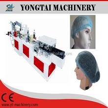 China High efficiency RFYM Simple procedure PE/Nonwoven Cap Making Machine