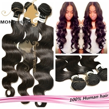 Hair extension,unprocessed very soft cheap virgin indian hair virgin indian hair wholesale