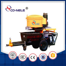 2015 hot sale automatic wall plastering machine