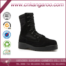 Anti-slip Anti-wear Oil proof Rubber Outsole EVA Midsole Army Combat Lace Summer Man Boot