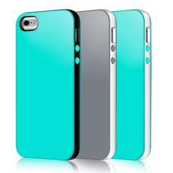 For Apple iPhone5 5S Ultra Slim Case Shockproof TPU Cover Bumper Case