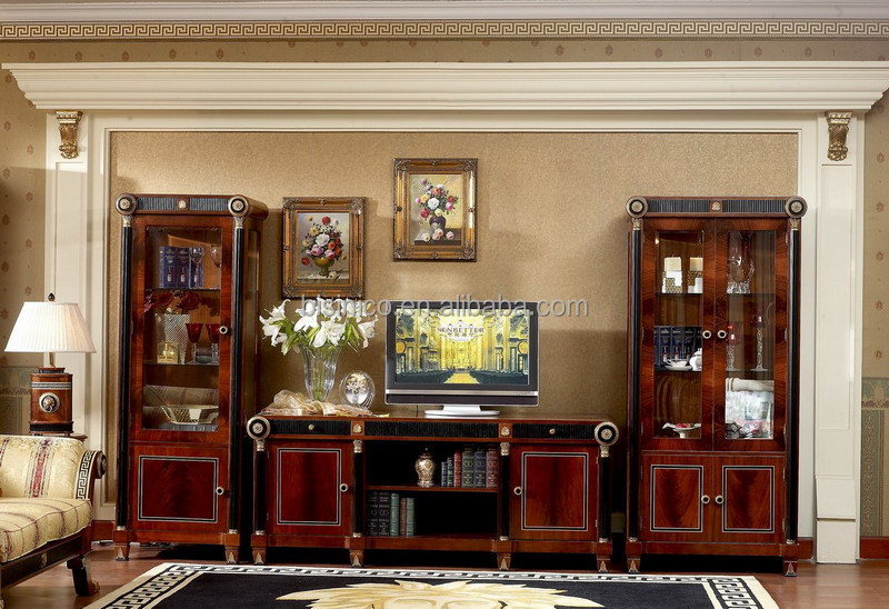 bisini antique style italien classique meuble tv meubles. Black Bedroom Furniture Sets. Home Design Ideas