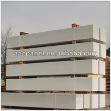 Manufacturer of light weight foam concrete panel partition wall ALC panel, substitute of XPS sandwich panel