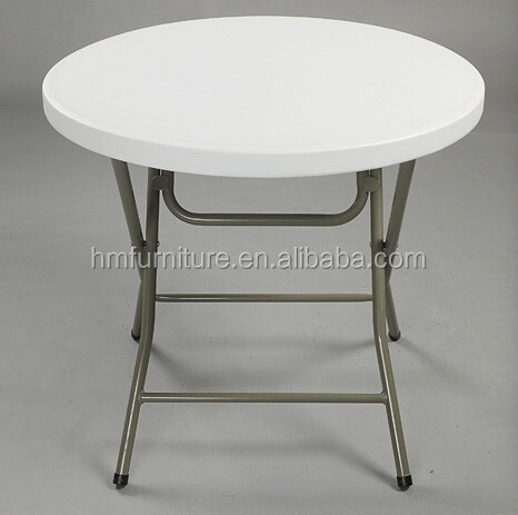 Plastic Round Folding Commercial Used Tables Buy Dining
