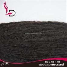 Virgin human hair distributors plastic bags for Malaysian hair extensions