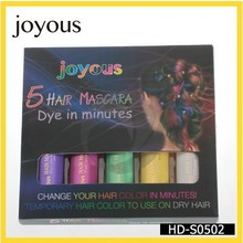 Tintura de cabelo Bigen cabelo cor temporária 2014 melhor forma de venda de giz tintura de cabelo natural