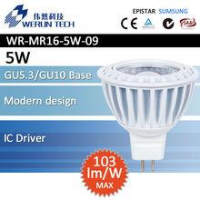 E27 15W Mini LED Moving Head Spot 3W
