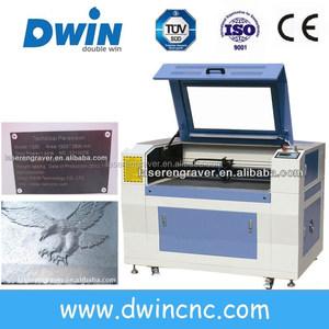 최고의 품질 dw1290 금속 레이저 조각 기계
