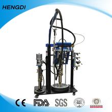Sealant extruder machine/silicon sealant coating machine for double glass